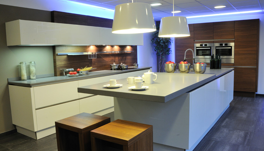 Rob Schippers Keukens : Systemat av met walnoot massief u rob schippers keukens