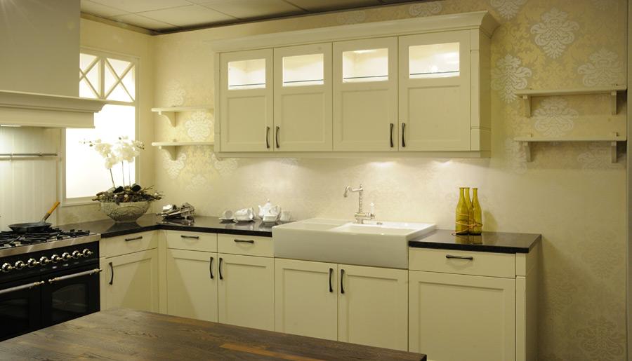 H cker bristol magnolia massief rob schippers keukens for Rob schippers keukens geleen