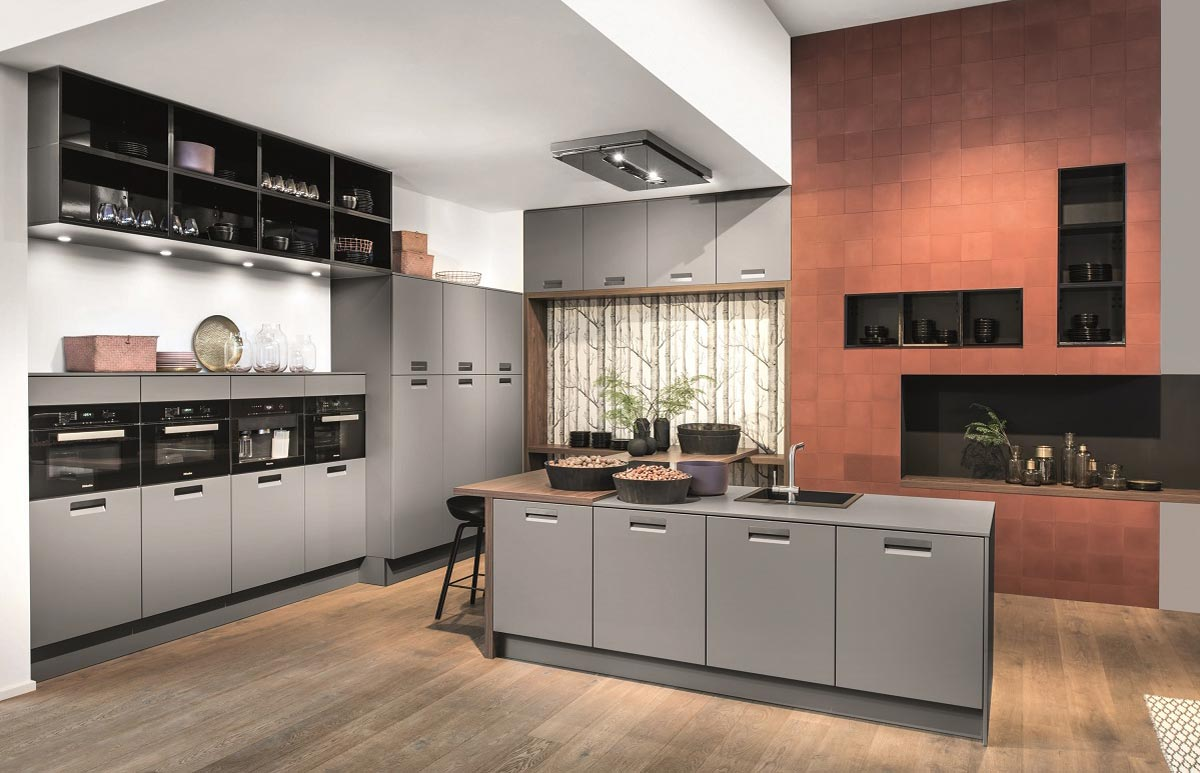 Rob Schippers Keukens : Nieuwe trendy modellen met hout en beton rob schippers keukens